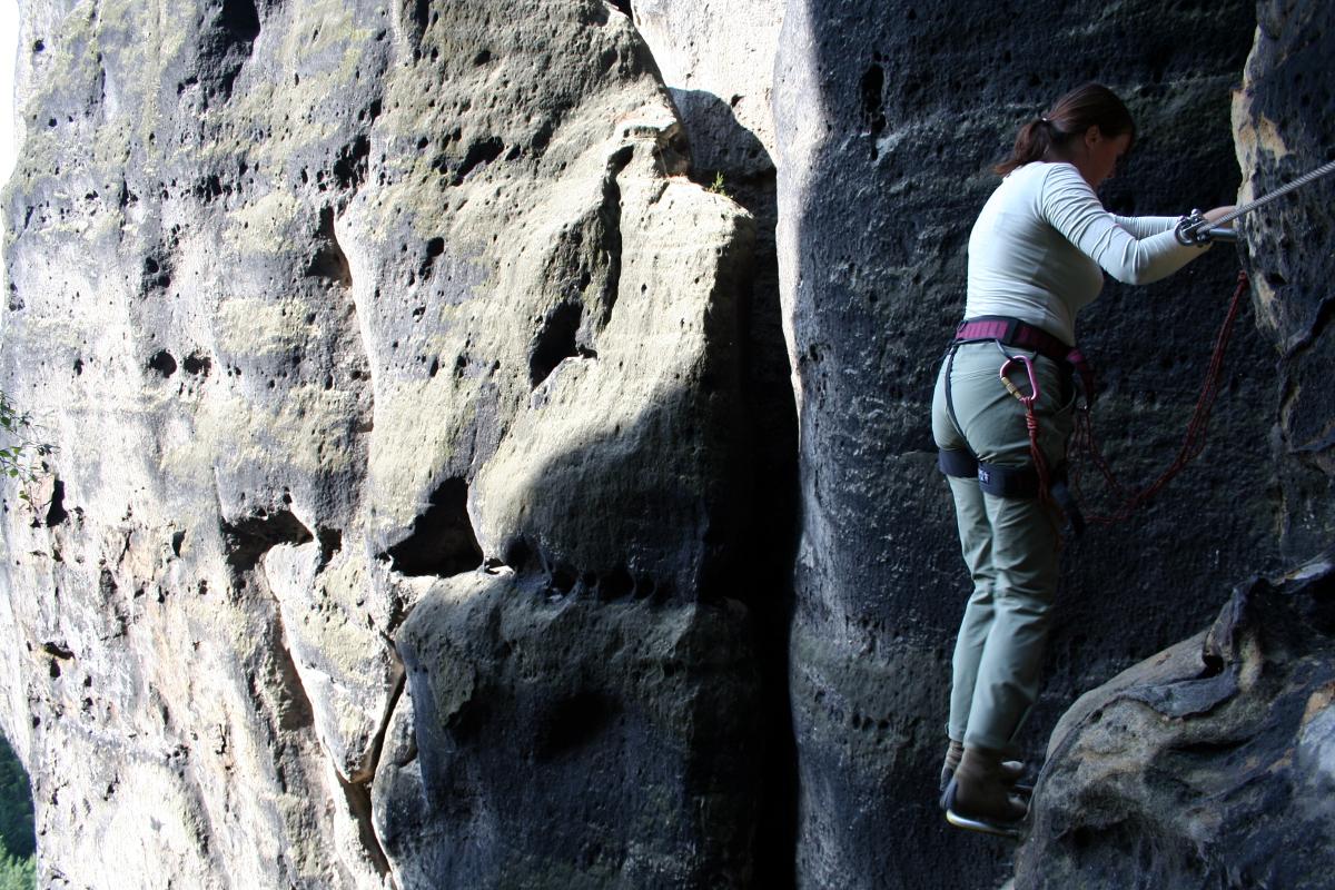 Klettersteig Sächsische Schweiz : Activiteiten in de directe omgeving van villa richter
